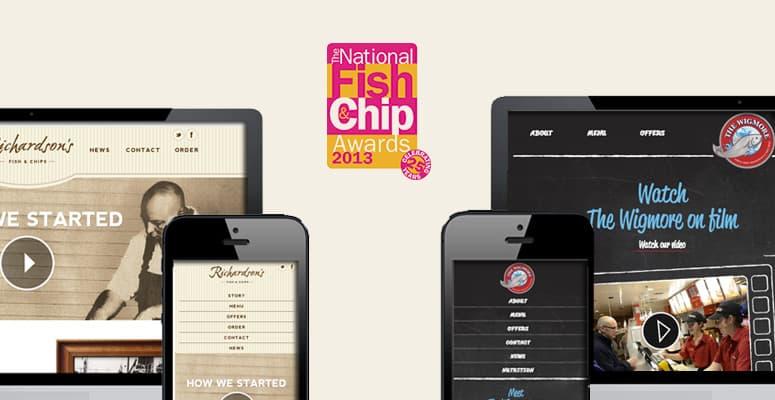 Regional Fish and Chip Winners Choose Eat Marketing