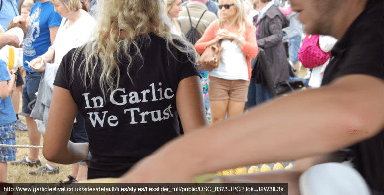 FOODSHOWGarlic-