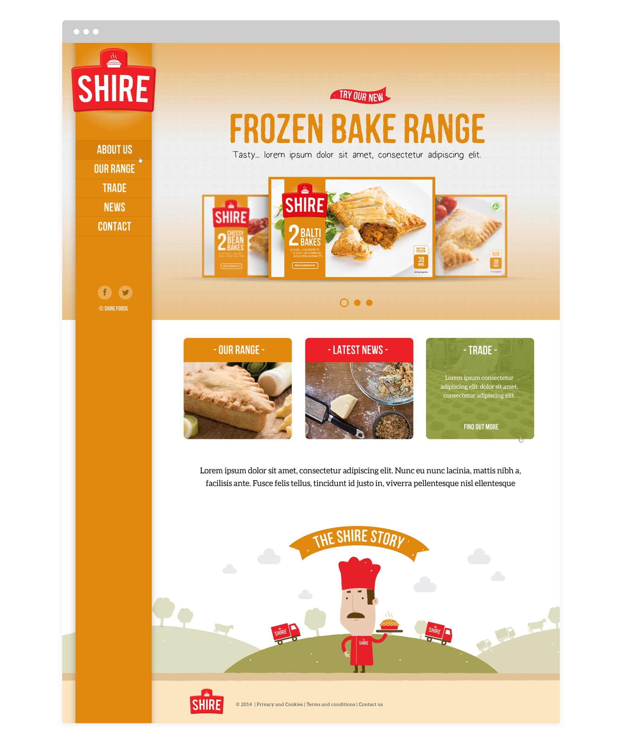 Shire Foods
