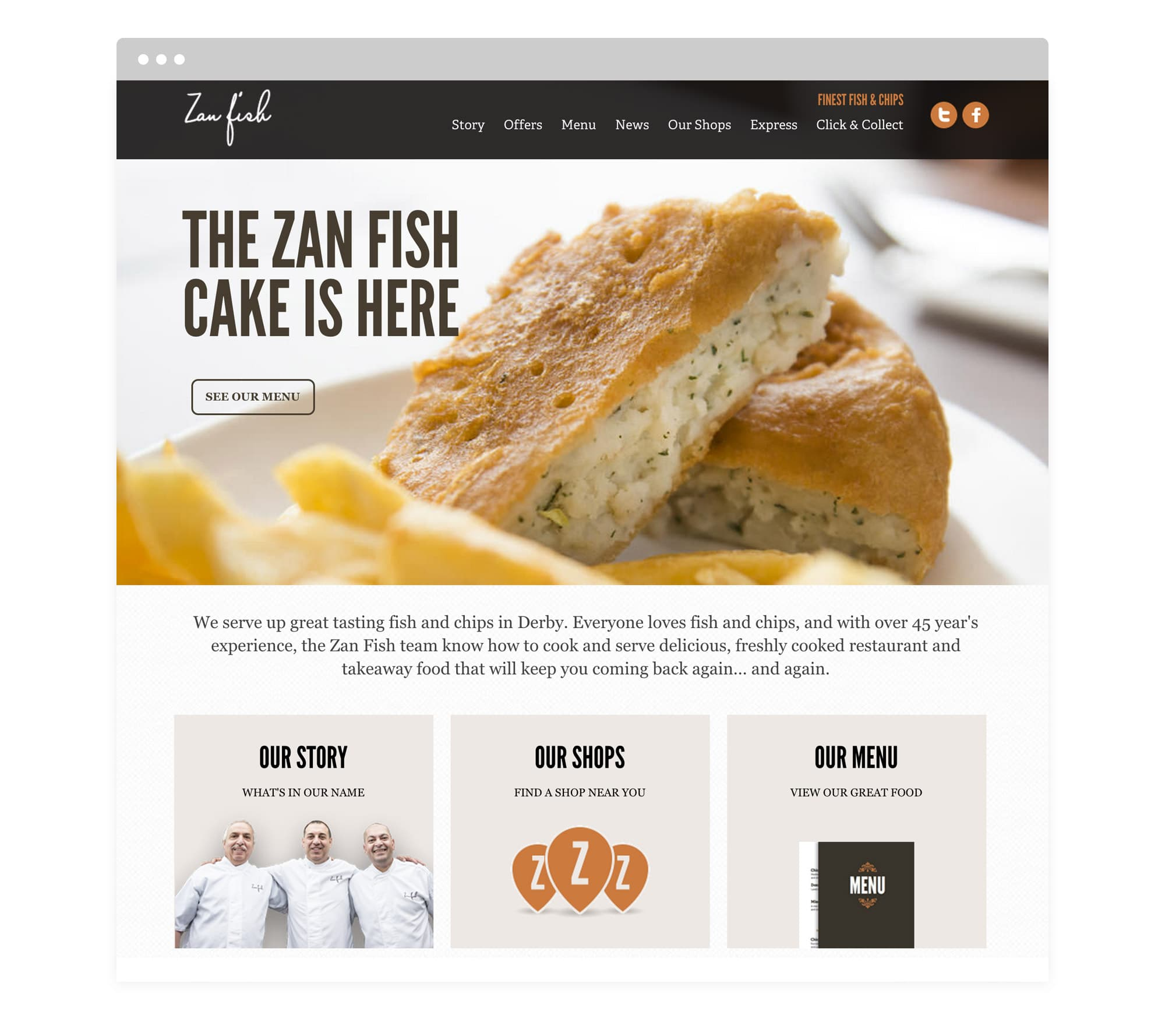 Discover our Eat Marketing case study with Zan Fish
