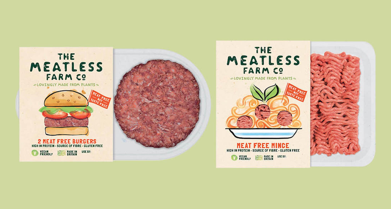 meatless farm packaging