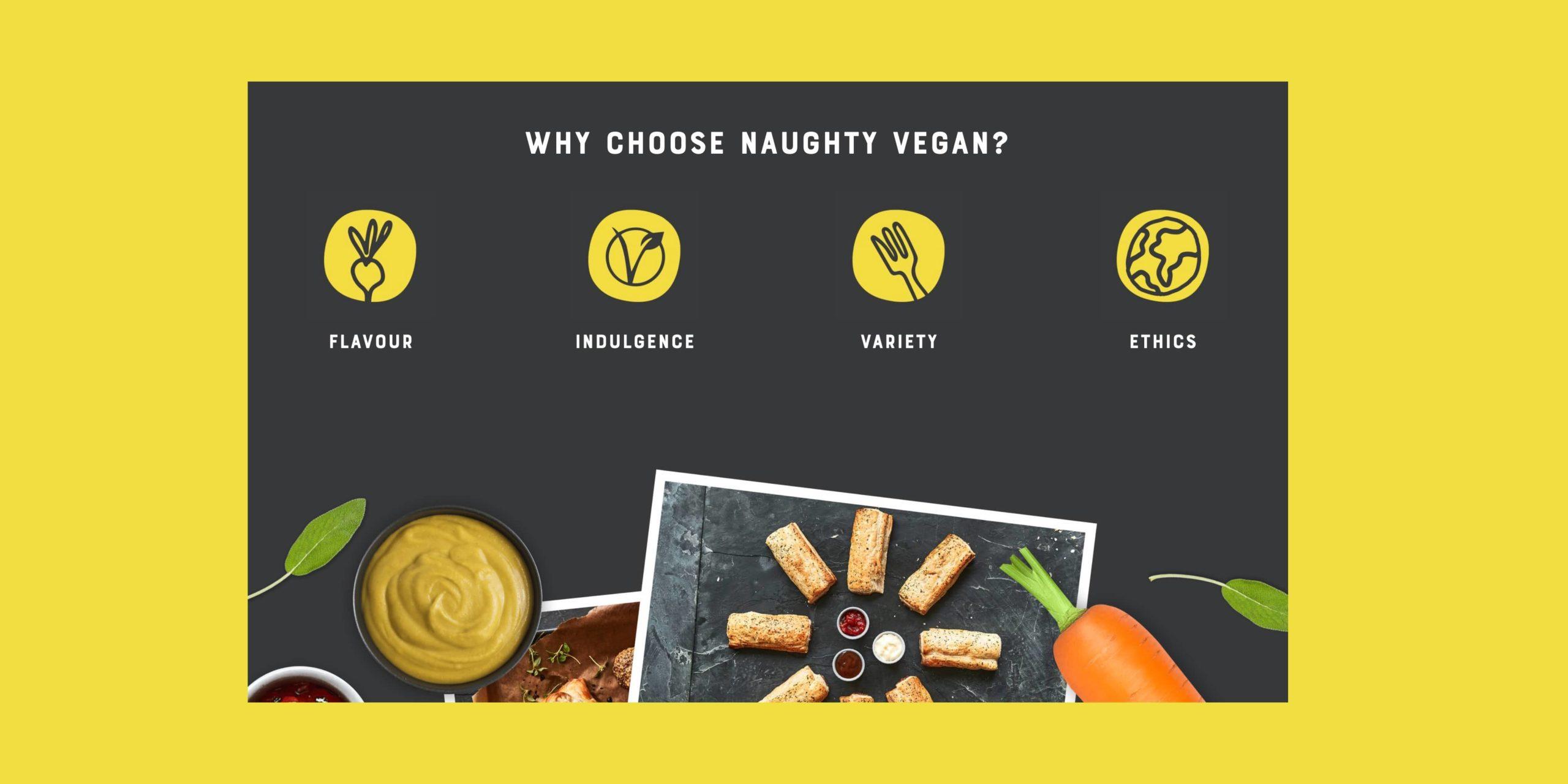 Naughty Vegan