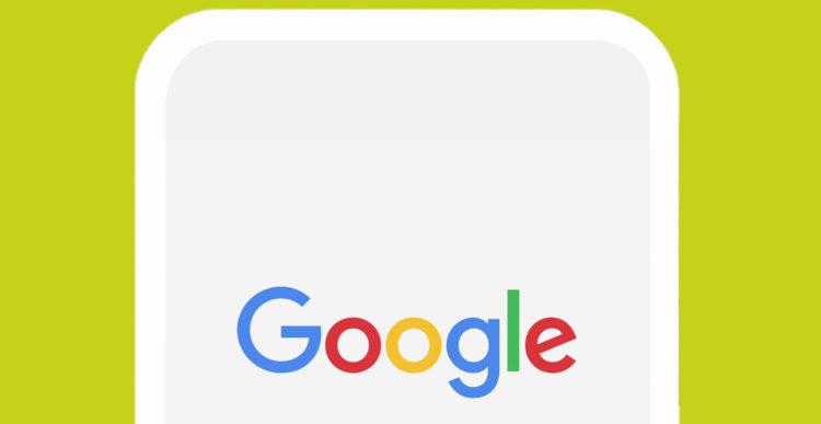 Google Mobile first algorithm